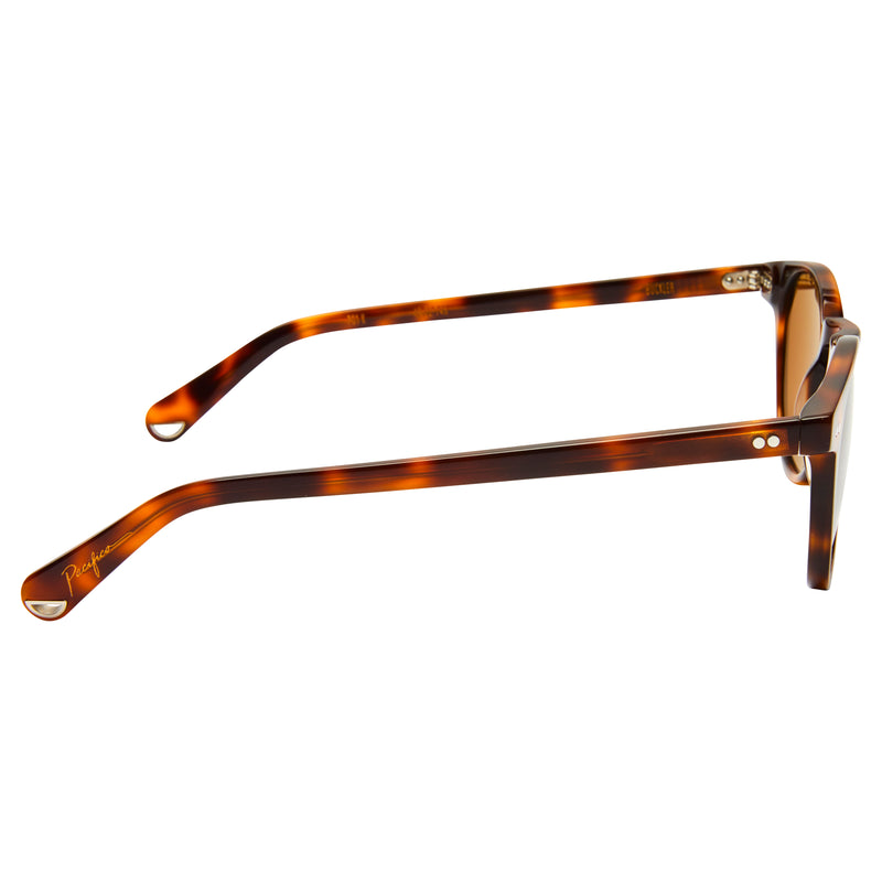 Buckler - Choc Havana with Polarised Brown Lens