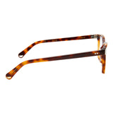 Wallis - Choc Havana with Blue Light Lenses