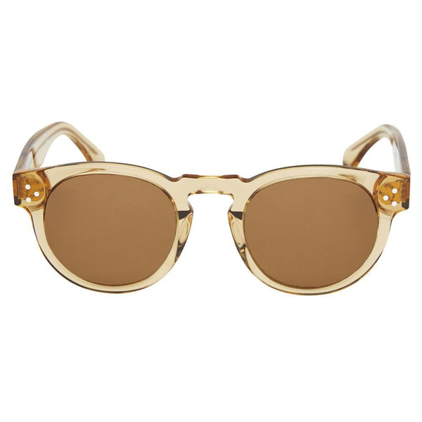 Lola - Champagne / Polarised Brown Lenses