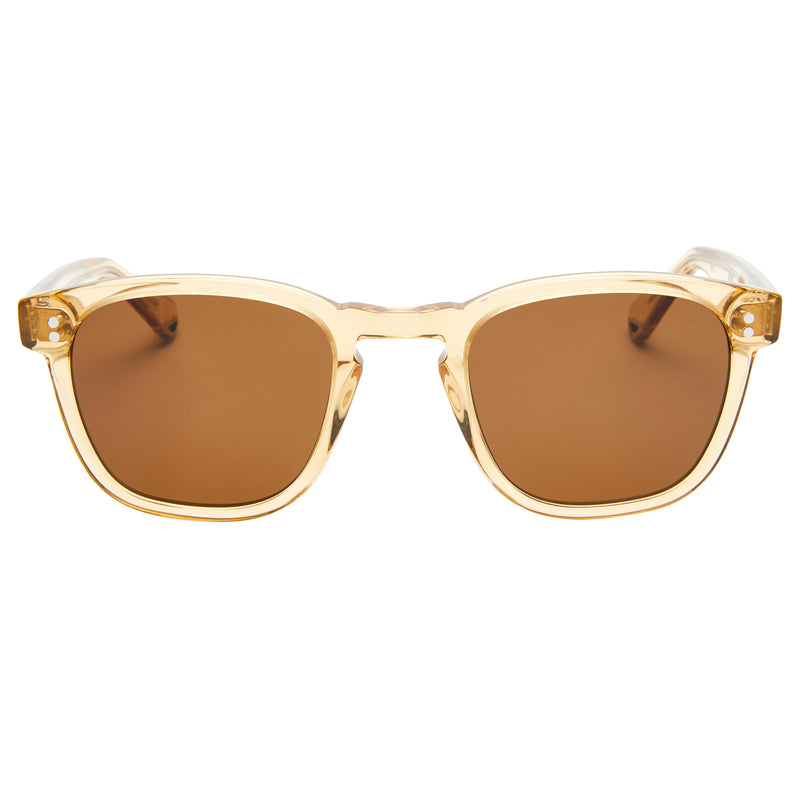Yacht Master - Champagne with Polarised Brown lens