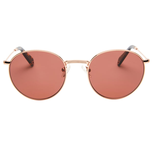 Dover - Rose Gold with Rose lens