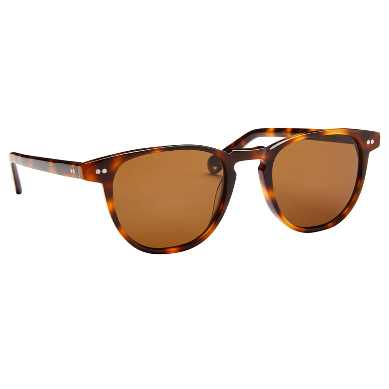 Campbell - Choc Havana with Polarised Brown Lens