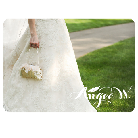 Gift Card { For the Bride }