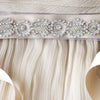 Rhinestone Beaded Bridal Sash | Marie
