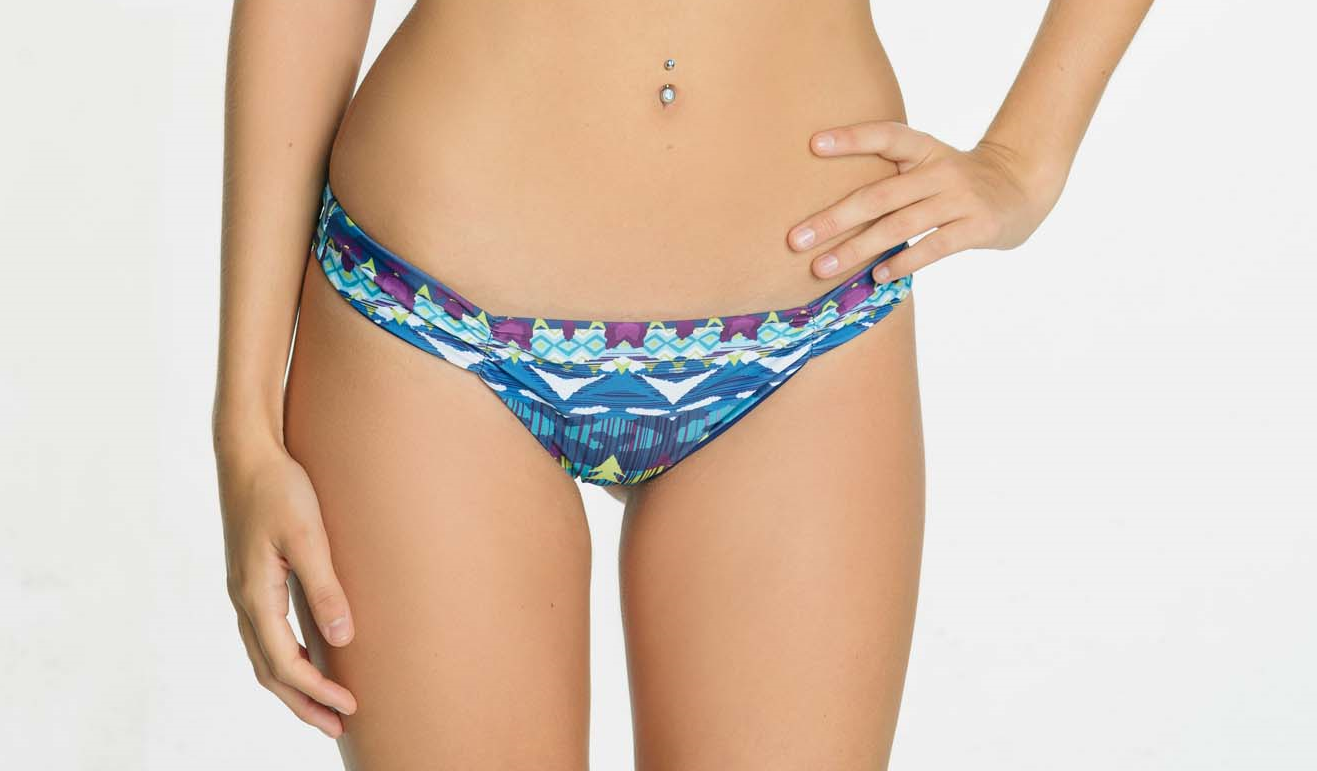 Taha'a Reversible Vallarta Bottoms