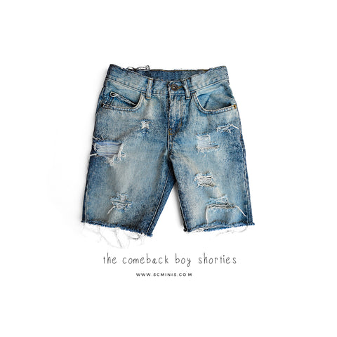 Boy 'Comeback' Shorties