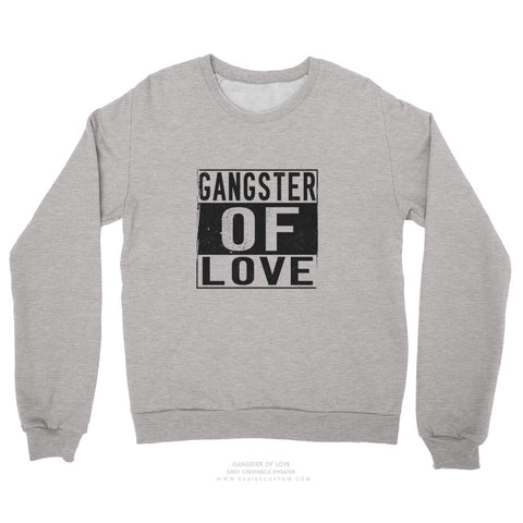 Adult Sweater - Gangster Of Love