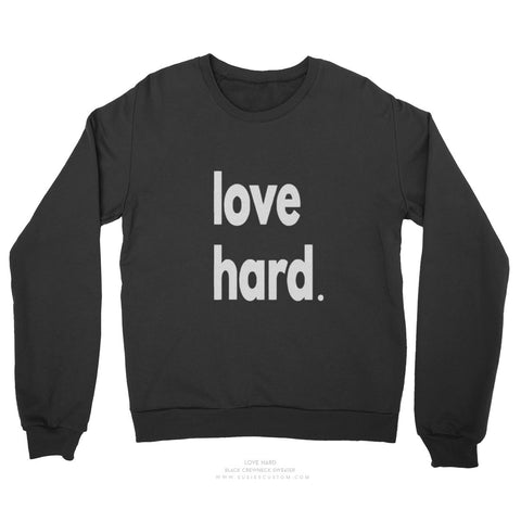 Adult Sweater - Love Hard