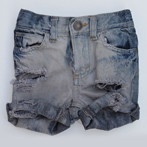 Boy Vintage Wash Shorties , Made To Order New - Susiescustom,  - 2