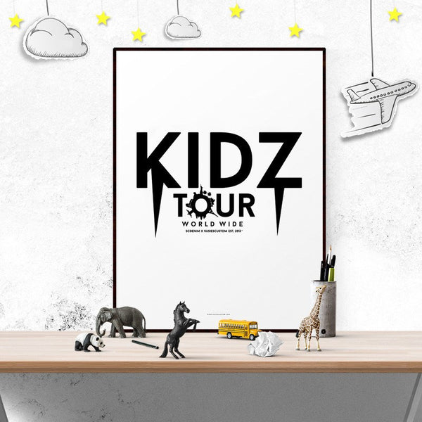 Digital - Kidz Tour Worldwide (Digital)