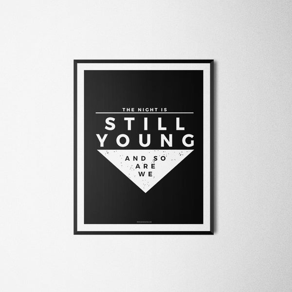 Digital - The Night Is Still Young (Digital)