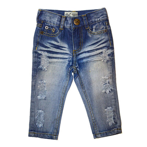Jeans - SC DENIM DARK WASH (UNISEX)