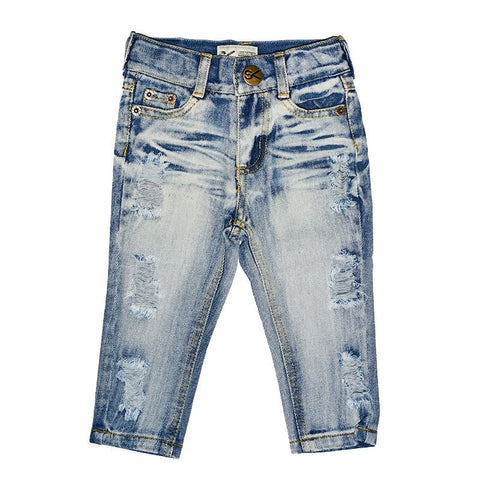 Jeans - SC DENIM LIGHT WASH (UNISEX)