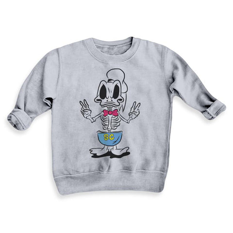 LC Sweater - Spooky Duck