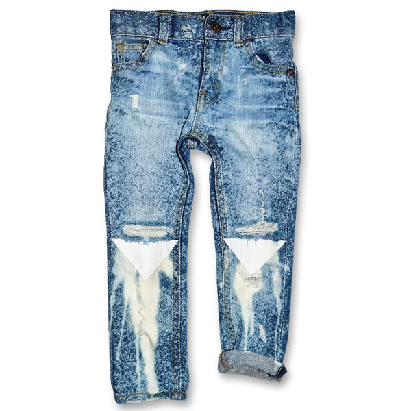 Beyond Distress Jeans (Unisex) , Made To Order New - Susiescustom,  - 1