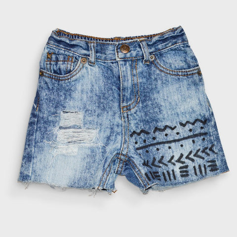 Made To Order New - Boho Shorties (Boy Or Girl)