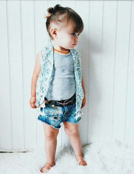 Made To Order New - Girl Shorties (Cutoff)