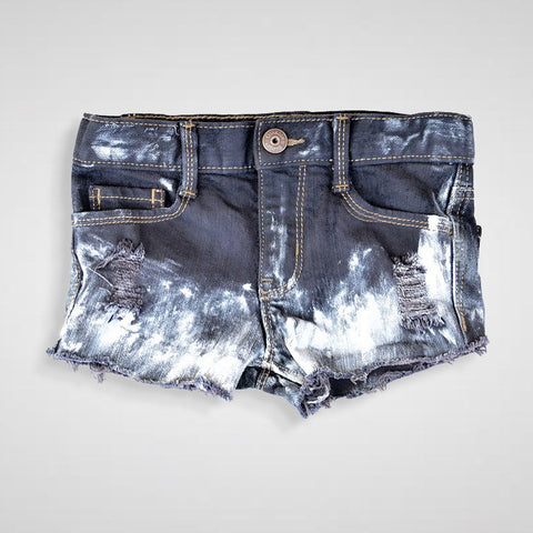 Made To Order New - Paint Me Midnight Shorties (Boy Or Girl )