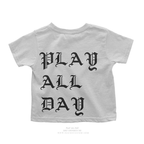 PAD TEE - Play All Day Tee