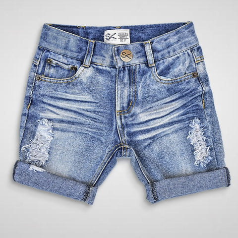 Shorts - SC DENIM Bermuda Shorties (UNISEX)