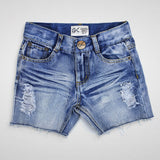 Shorts - SC DENIM Unisex Cutoff Shorties