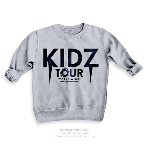 TC Sweater - Kidz Tour