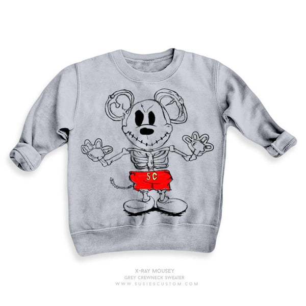 TC Sweater - X-Ray Mouse