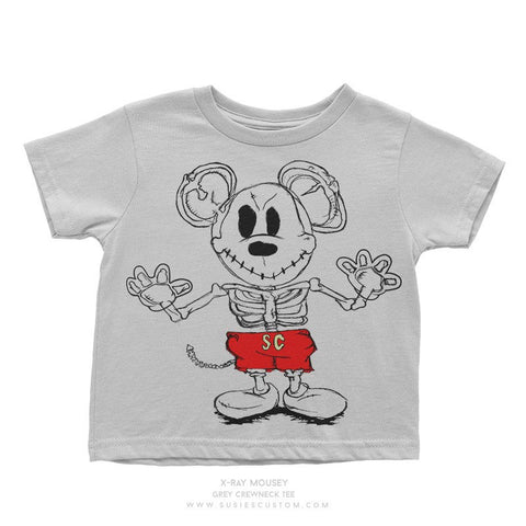 TC Tees - X-Ray Mouse Tee