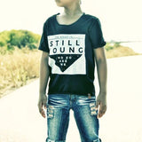 The Night Is Still Young Tee , tees - SC DENIM,  - 15