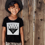 The Night Is Still Young Tee , tees - SC DENIM,  - 9