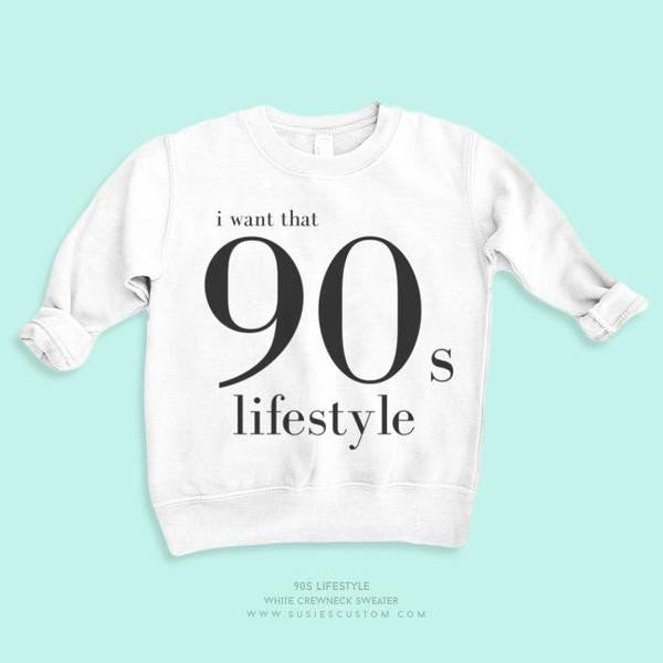 Wholesale - Kid Sweater - 90s Lifestyle