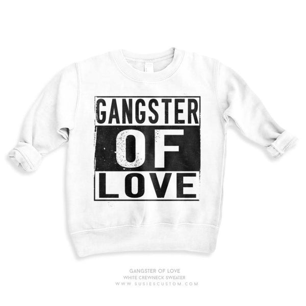 Wholesale - Kid Sweater - Gangster Of Love