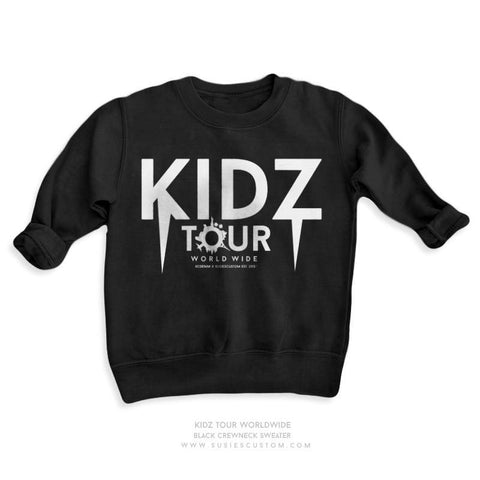 Wholesale - Kid Sweater - Kidz Tour