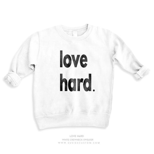 Wholesale - Kid Sweater - Love Hard