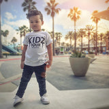 Wholesale - Kid Tee - Kidz Tour