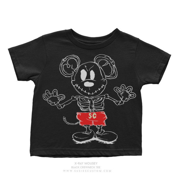 Wholesale - Kid Tee - X-Ray Mouse