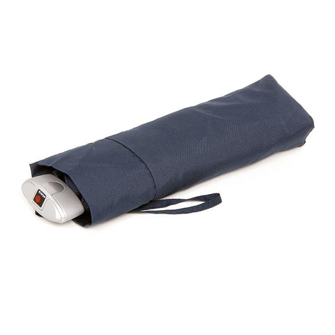 Folded Knirps Blade Umbrella - Navy