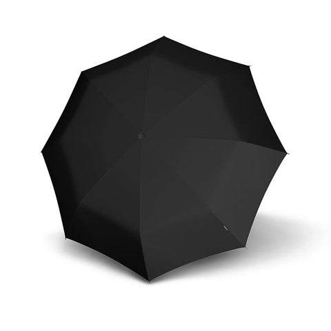 Open Knirps Topmatic SL Umbrella - Black