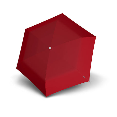 Knirps® Travel Umbrella - Red