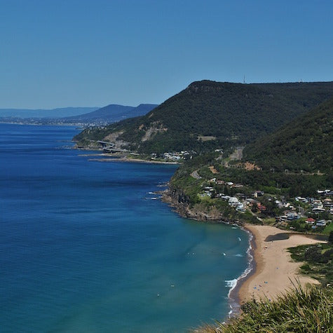 View from Stanwell Tops