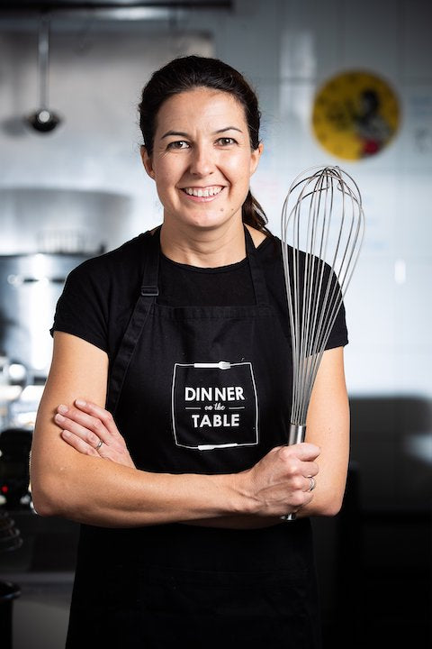 photo of Rachel Golding, founder of Dinner On The Table, one of the fast growing catering companies in Sydney