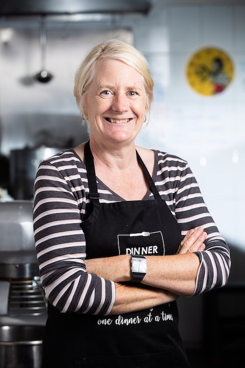 photo of Irish, chef of Dinner on the Table, one of the fast growing catering companies in Sydney