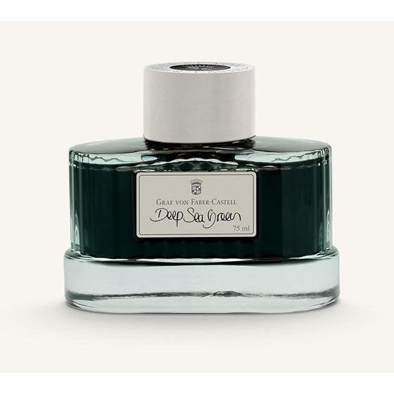 Graf von Faber-Castell Ink Bottle Deep Sea Green