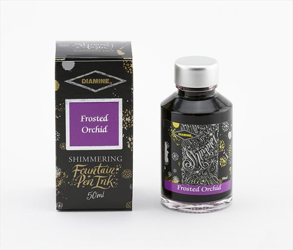 Diamine Shimmertastic Ink Frosted Orchid