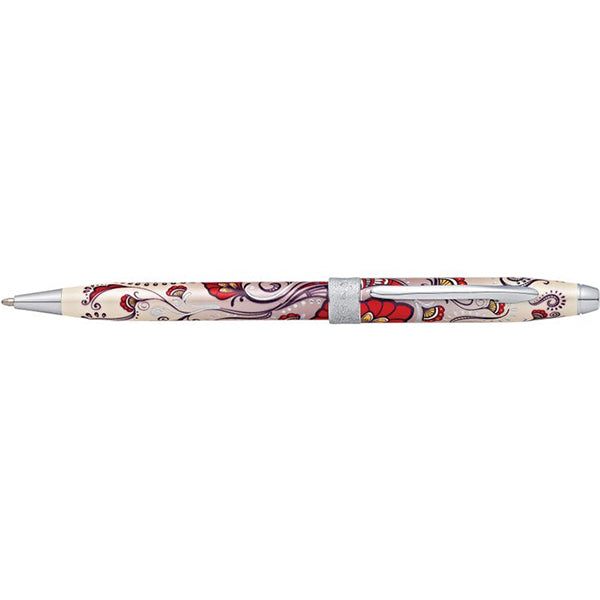 Cross Botanica Red Hummingbird Ball Pen