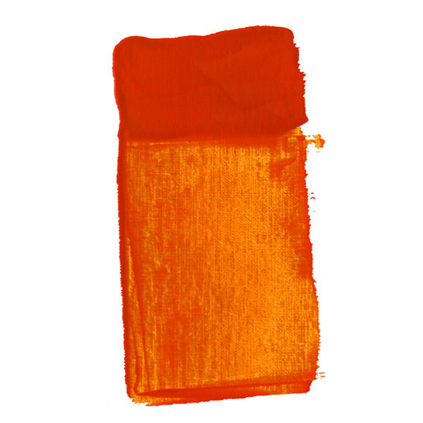 Chromocryl Orange Paint