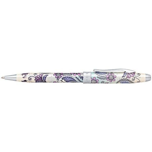 Cross Botanica Purple Orchid Ballpoint Pen-Ballpoint pen-Cross-Applebee