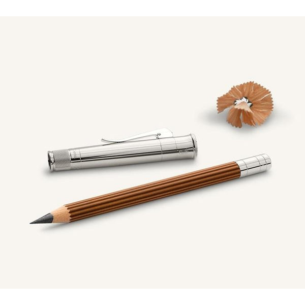 Graf von Faber-Castell Perfect Pencil Silver