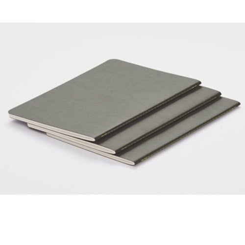 Lamy Silver Grey Cahier A5 Soft Cover Notebooks