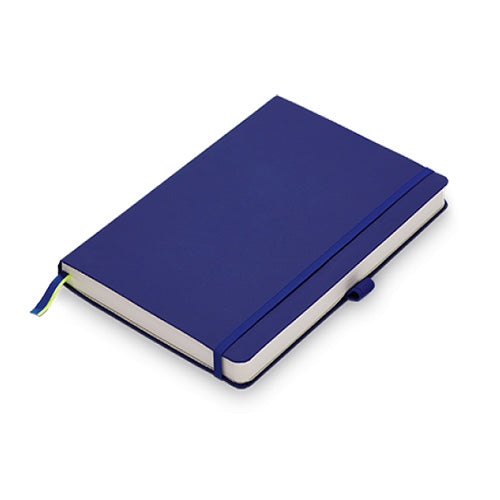 Lamy A5 Softcover Notebook Blue